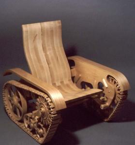 """""""Tank Chair"""""""