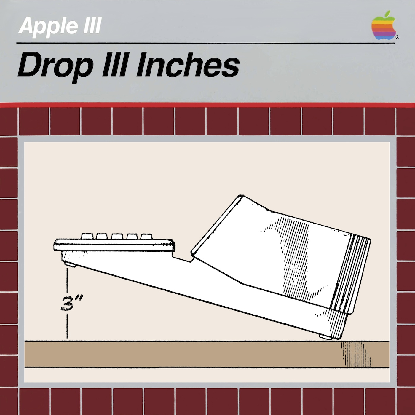 Drop III Inches